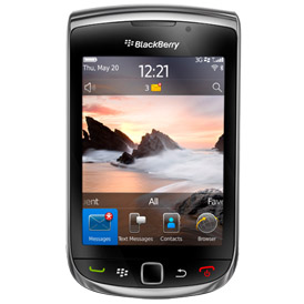 Blackberry Torch 9800 (Black) Deals