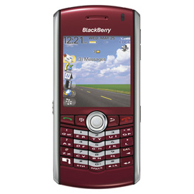 Blackberry Pearl 8120 Red Deals