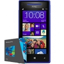 HTC 8X Windows Phone (Blue)