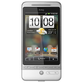 HTC Hero (White) Deals
