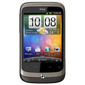 HTC Wildfire (Graphite) Deals