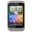 HTC Wildfire S (Silver)