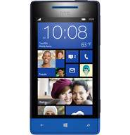 HTC 8S Windows Phone (Blue) Deals