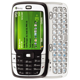 HTC S710 (VOX) WIndows Mobile 6 Smartphone :  mobile vox smartphone smart phone