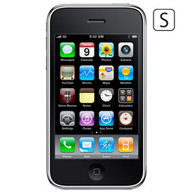Apple iPhone 3GS 16GB (Black) Deals