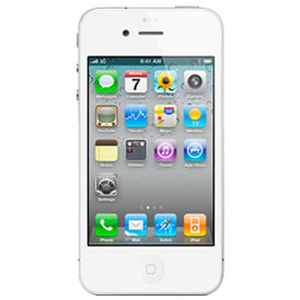 Apple iPhone 4 32GB (White) Deals