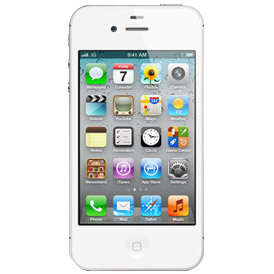 Apple iPhone 4S 16GB (White) Deals