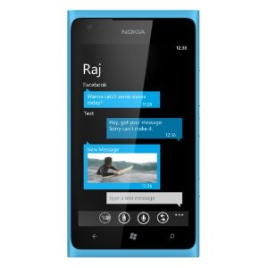 Nokia Lumia 900 (Cyan) Deals