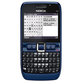 Nokia E63 (Blue) Deals