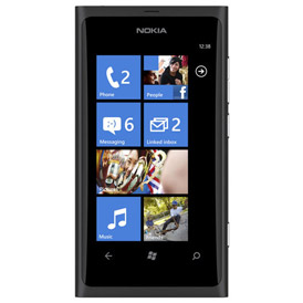 Nokia Lumia 800 (Black) Deals