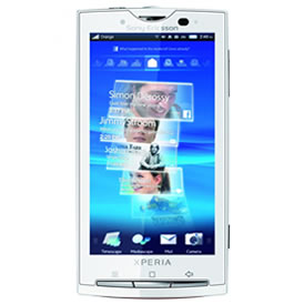Sony Ericsson Xperia X10 (White) Deals